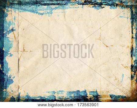 Bright blue textured background. perfect for design very high resolution.