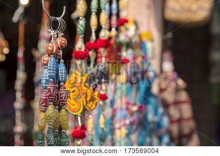 Colorful Decorate Item