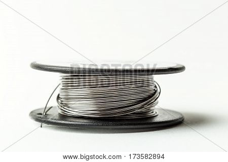 Coil of Canthal for rebuildable vaping atomizers for repairing and maintenance vape devices