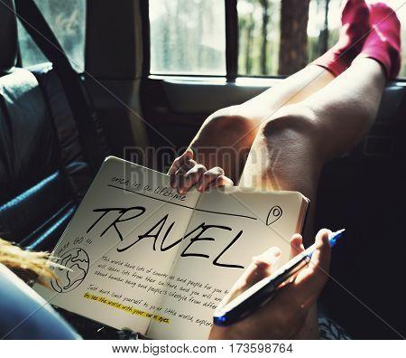 Destination Holiday Travel Vacation Explore Trip Break