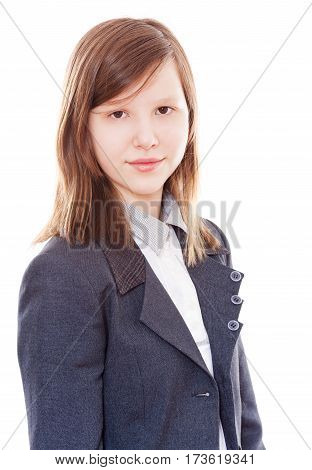 Teen School Student