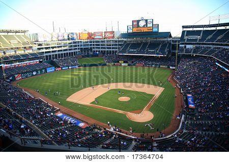 Estádio de Rangers de Texas em Arlington