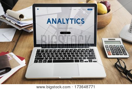Analytics Big Data Analysis Statistics Word