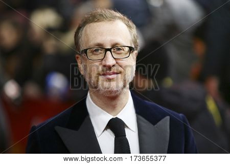 James Gray attends the 'The Lost City of Z' premiere during the 67th Berlinale International Film Festival Berlin at Zoo Palast on February 14, 2017 in Berlin, Germany.