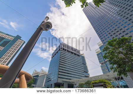 Security Cctv Camera And Urban Video, Electronic Device