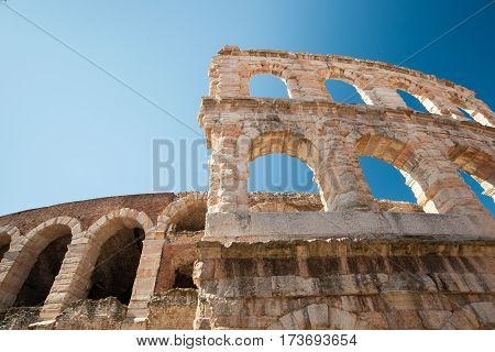 Landmarks Of Verona