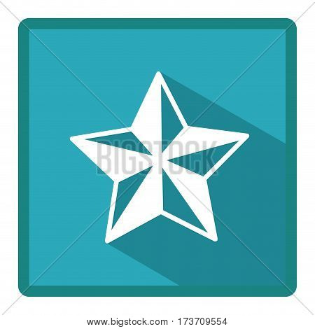 emblem star icon image, vector illustration design stock