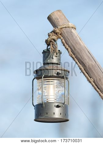 Simple Street Lamp-post