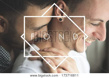 Intimate Passion Couple LGBT Love