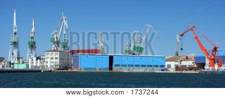 Harbor Panorama