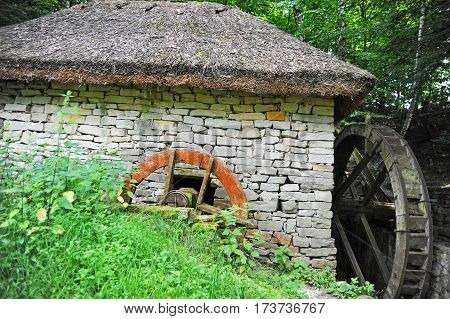 Vintage Water Mill