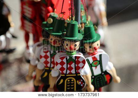 Homemade Toys / Homemade Cloth Dolls .