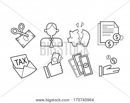 scissors value, see, ken agreement tie morning