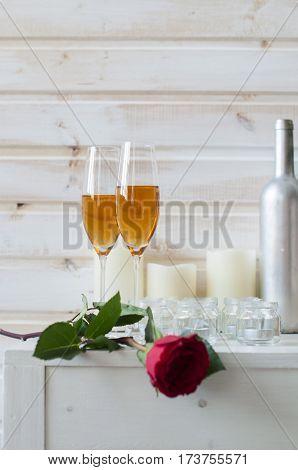 Romantic Still-life
