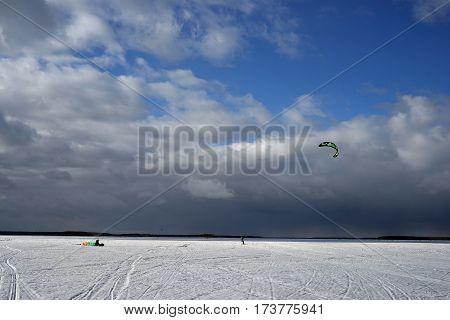 winter, landscape, snow, lake, arctic, sky, frozen, ice, siberia, baikal, blue, ground