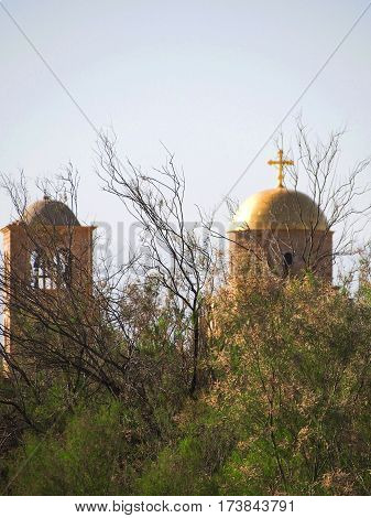 Orthodox Church At Bethany Beyond The Jordan
