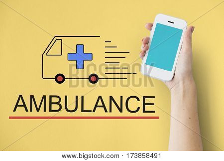 Ambulance Accidental Emergency Urgent Situation