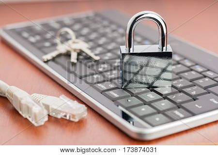 Protection of personal data. Data Encryption.  surveillance,