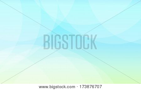 Collection stock of light blue background vector art
