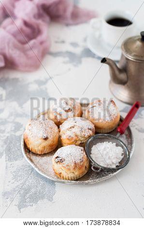 Little Sultana Muffins