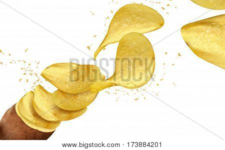 Potato Chips Element
