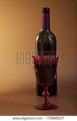 full red wine wine winemaking bottle background new harvest divine drink