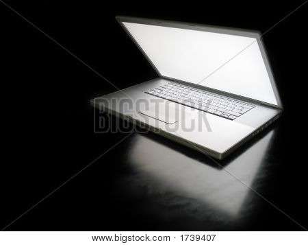 Mysterious Laptop