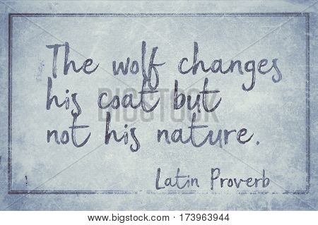 Wolf Nature Lp Pale