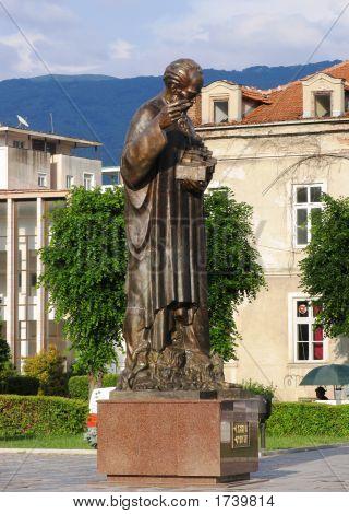 Saint Clement, Ohrid, Makedonien