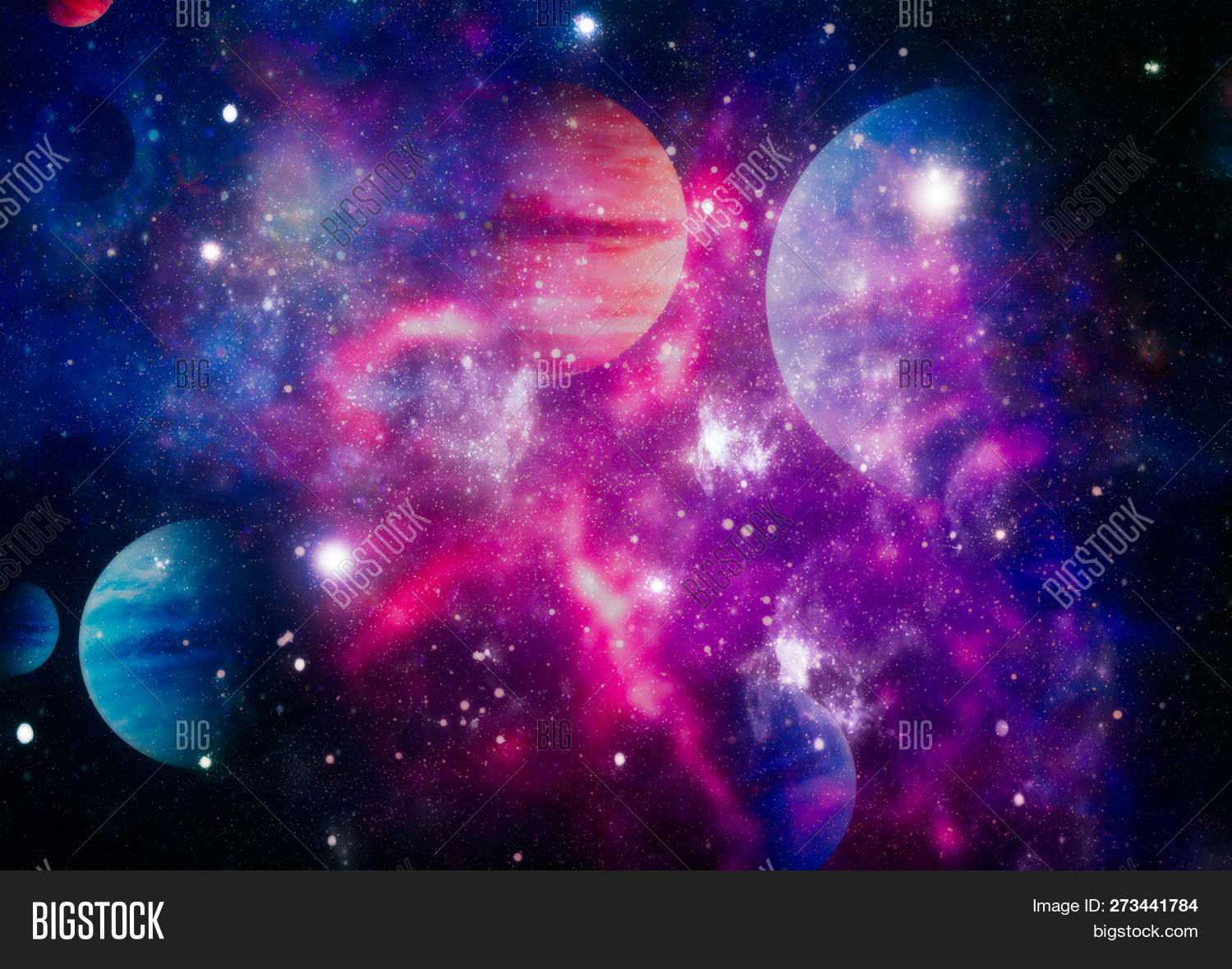 High Quality Space Image Photo Free Trial Bigstock