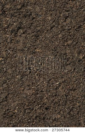 Soil background