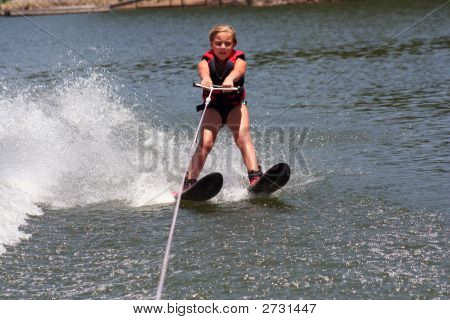 Learning To Water Ski
