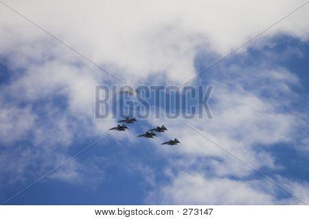 Combat Planes