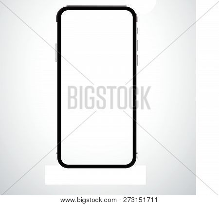Smartphone With Roof Shop