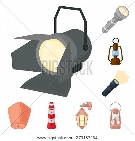 Isolated Object Of Moon And Holiday Symbol. Set Of Moon And Ramadan Stock Vector Illustration.