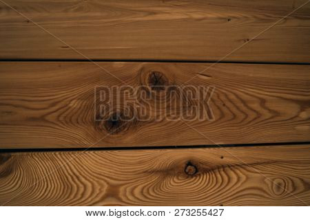 Multicolored Wooden Wall And Blue Sky. A Colored Wall Of Wood With A Lot Of Copy Space. Wooden Fence
