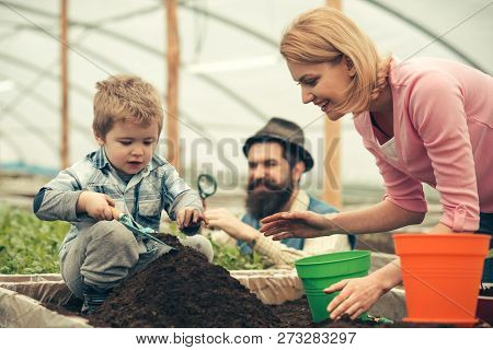 Kid Raising World. Kid Raising Concept. World Environment. Kid Raising World Concept. Happy Family I