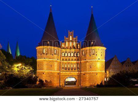 Lübeck, Germany.