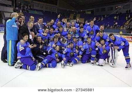 Kazakhstan Ice-hockey Team