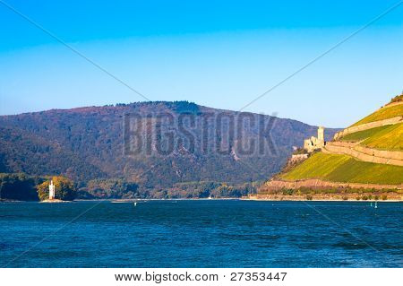 Upper Middle Rhine Valley, Germany