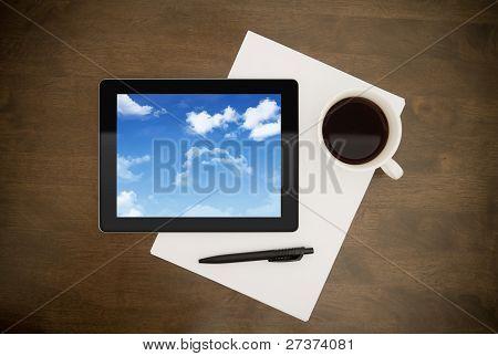 Cloud Computing On Desktop