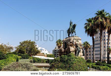 Statue Of King Jaume Palma De Mallorca History Mallorca