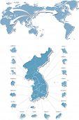 States of Korea poster