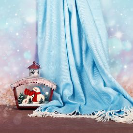Christmas Decor For Design Xmas Cards, Banners,