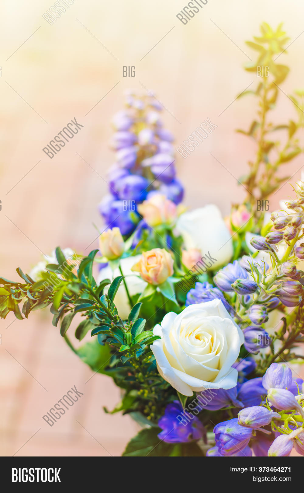 Flower Arrangement Image Photo Free Trial Bigstock