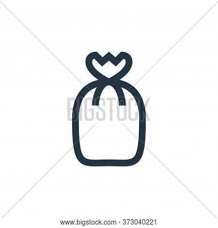 garbage icon isolated on white background from  collection. garbage icon trendy and modern garbage s