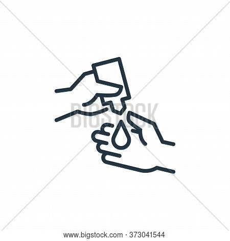 cleaning liquid icon isolated on white background from  collection. cleaning liquid icon trendy and