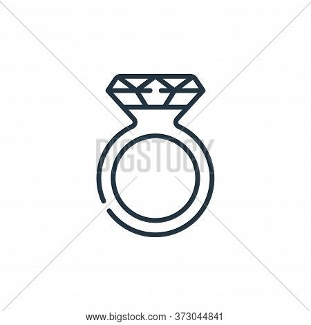 proposal icon isolated on white background from  collection. proposal icon trendy and modern proposa