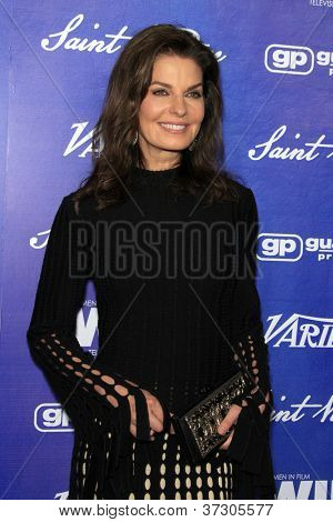 LOS ANGELES - SEP 21:  Sela Ward arrives at the Variety and Women in Film Pre-Emmy Event at Scarpetta on September 21, 2012 in Beverly Hills, CA