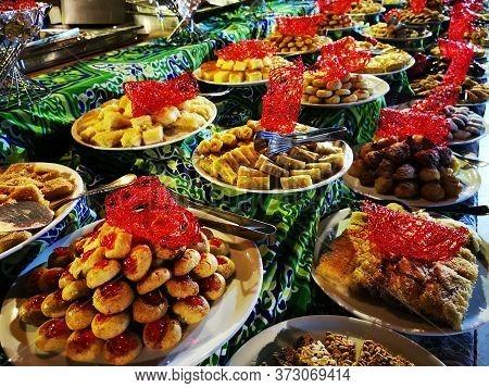 Egyptian Food Table
